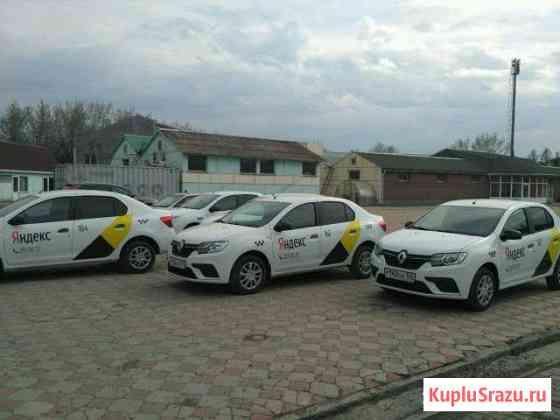 Водитель Яндекс.Такси на авто компании Красноярск