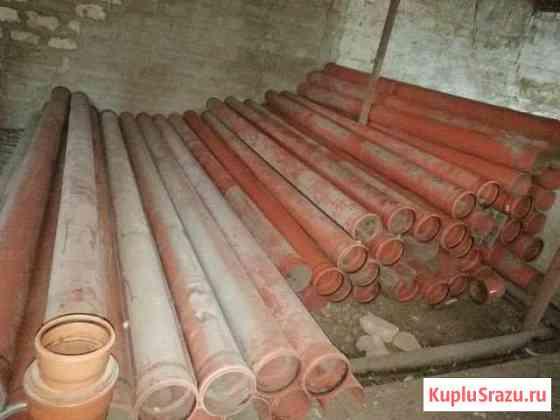 Труба канализационная наружняя. 200 мм Гиагинская