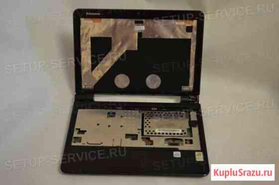Корпус для нетбука lenovo IdeaPad S12 20021 черный Липецк