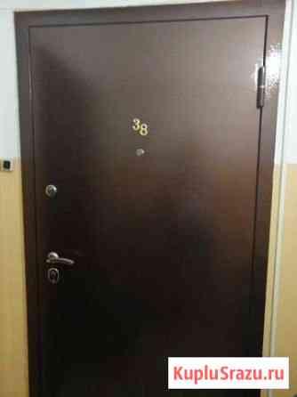 Дверь металлическая б/у Горно-Алтайск