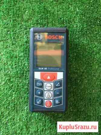 Дальномер лазерный bosch GLM 80 Омск