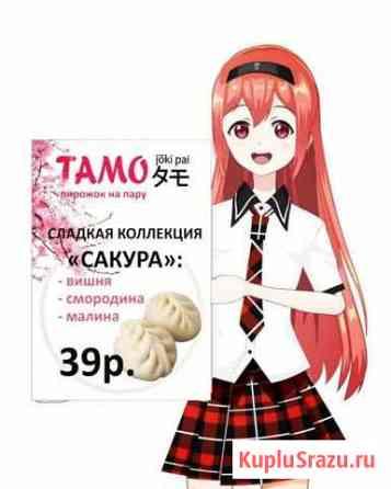 Готовый бизнес Тамо Японские пирожки на пару Якутск