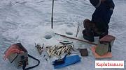 Подледная рыбалка на Байкале в с.Сухая Улан-Удэ