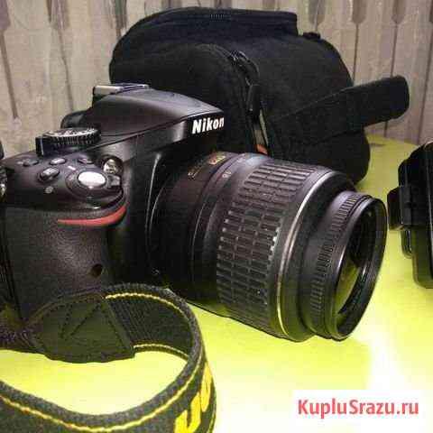 Nikon d5200 Темрюк