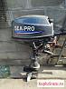 Лодочный мотор Sea-Pro T 9,8 (S)