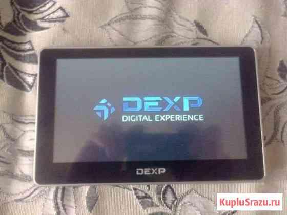 Планшет dexp Auriga DS700 Шумиха