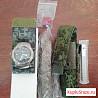 Нож универсальный 6Э6 и часы 6Э4-1