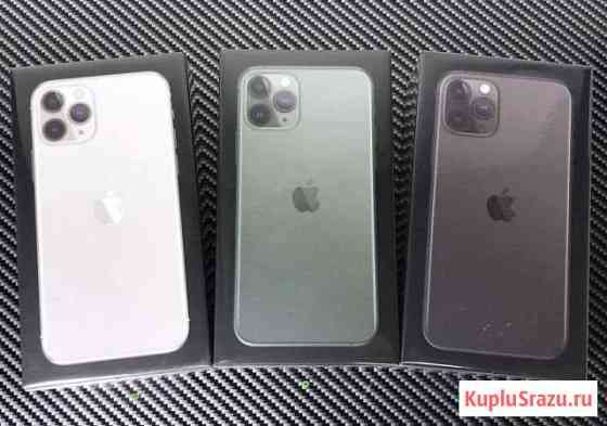 iPhone 11 Pro/Max, 64/256, Ростест, в наличии Киров