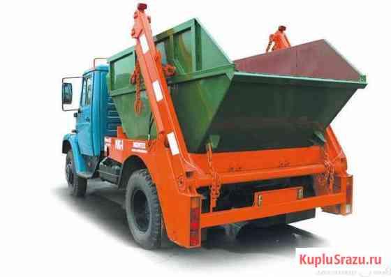 Вывоз строительного мусора, любой объем. Грузчики Екатеринбург
