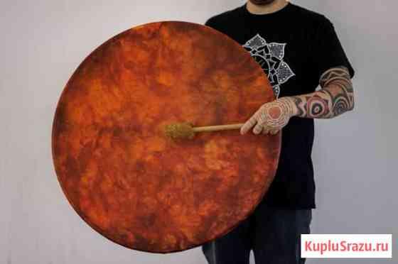 Шаманский бубен диаметр 74см Волгоград