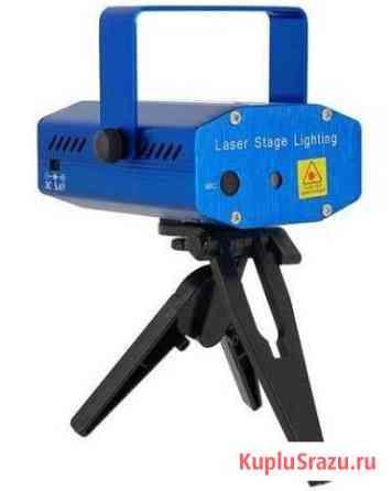 Лазерная установка для дискотек Мини лазер AB-0019 Сочи