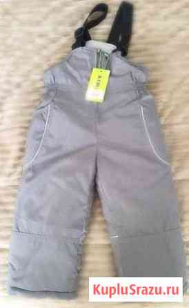 Зимние брюки для девочки Сургут