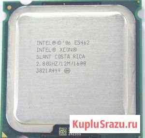 Процессор Intel Xeon E5462 4 ядра 4 потока Томск