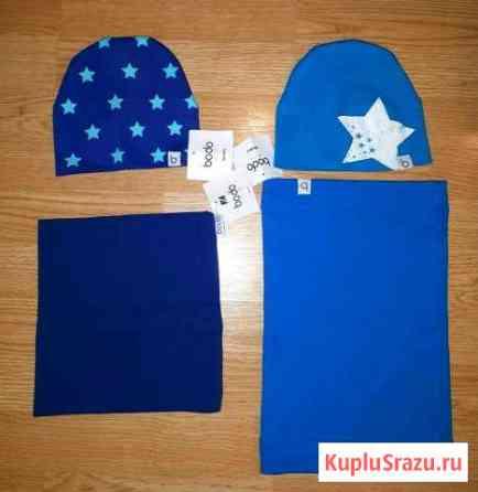 Комплект шапка, шарф Петрозаводск
