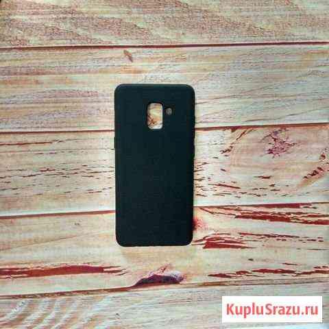 SAMSUNG A8 Plus чехол силиконовый цветной Барнаул