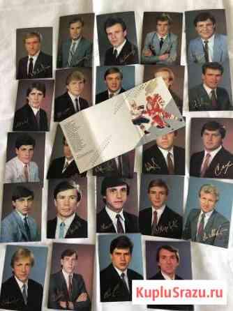 Наборы открыток о хоккее Барнаул