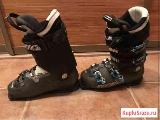 Горнолыжные ботинки мужские Тюмень