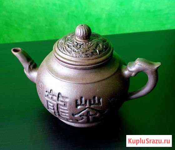 Чайник китайский из глины Бугуруслан