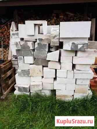 Блок газобетонный силикатный Калязин