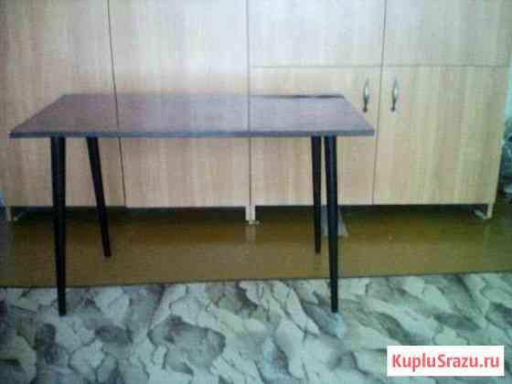 Журнальный столик (деревянный) Энергетик