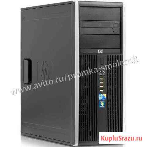 Системный блок HP 8100/i5 650(3.2) /4Gb/250Gb Смоленск