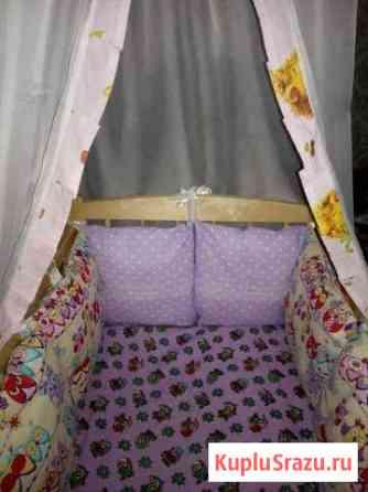 Бортики подушки Чита