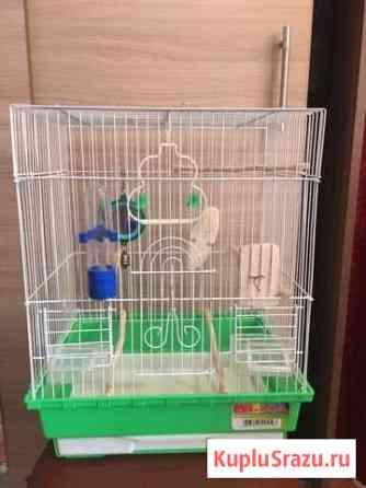 Клетка для попугая Тюмень