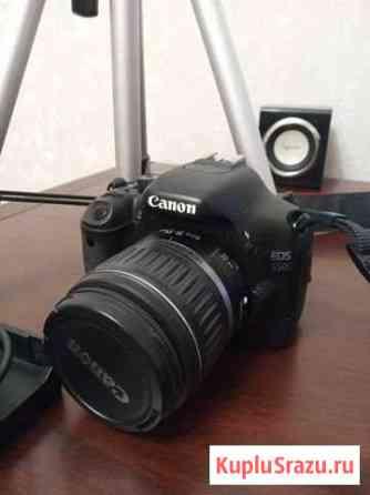 Canon 550D фотоаппарат с штативом Подольск