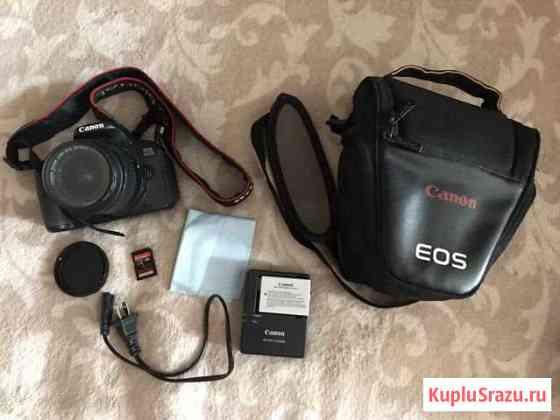 Продам зеркальную камеру Canon 650D Красноярск