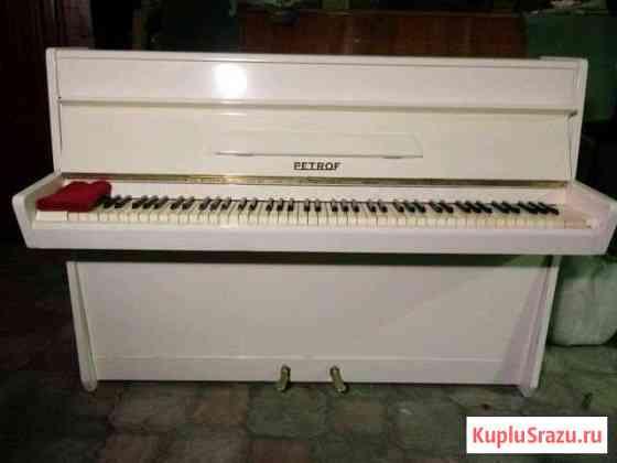 Петроф пианино, фортепиано Северская