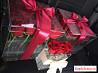 Розы в акриловом кубе El rose44