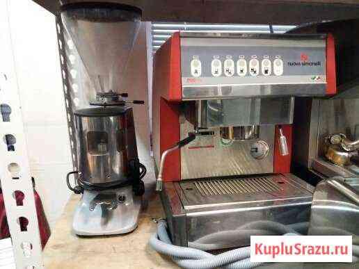 Профессиональная кофе машина для кафе и ресторана Тверь