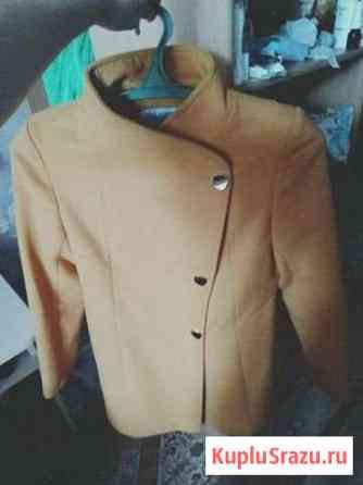Пальто Свободный