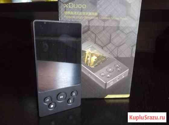 Hi Fi lossless audioplayer DAC AKM 4490 xduoo X3II Реутов