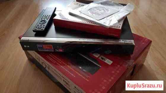 DVD/Blu-ray плеер LG BD-390 новый Томск