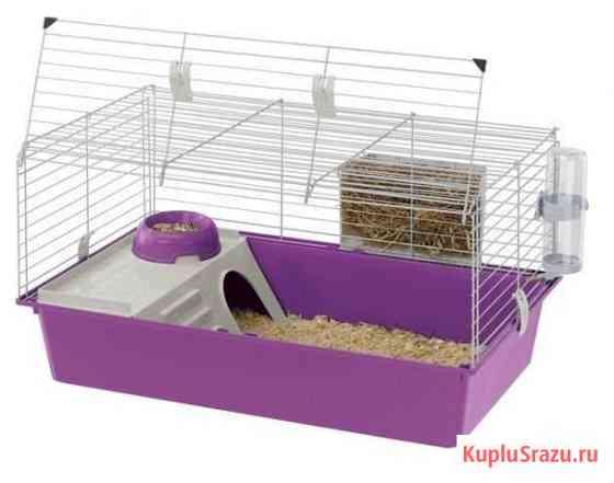 Клетка для кроликов и грызунов б/у Кяхулай