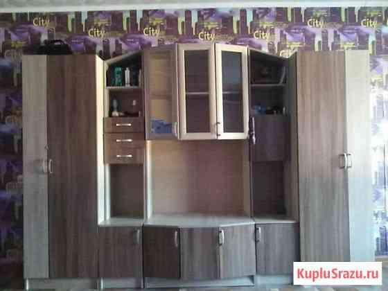 Продам стенку, спальный гарнитур Биробиджан