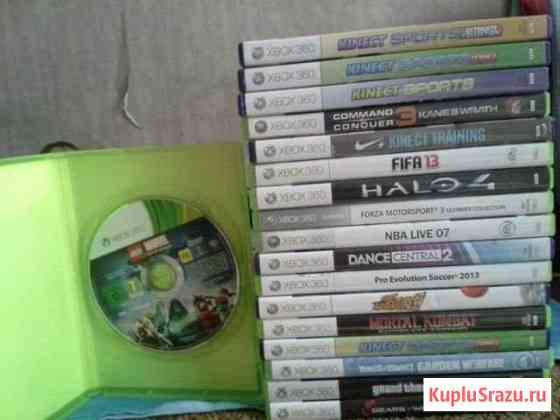 Диски для Xbox 360 Лицензия Абакан