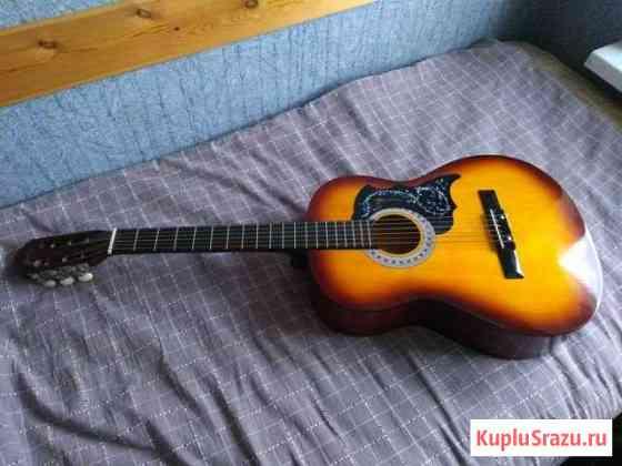 Акустическая гитара Phil Pro As-39 Иркутск
