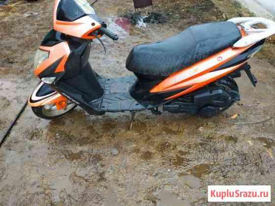 Продам скутер Racer Taurus 150 Староалейское