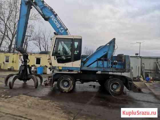 Fuchs 320 Серов