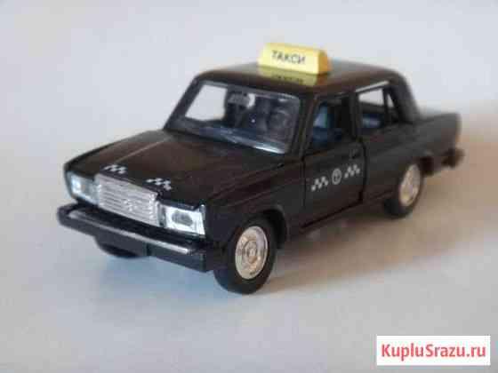 Ваз 2107 Такси Лада Жигули редкий тамп Севастополь
