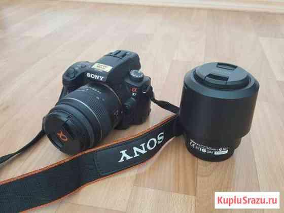 Продам цифровой зеркальный фотоаппарат Красноярск