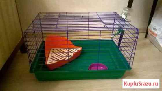 Клетка для кролика, морской свинки Вологда