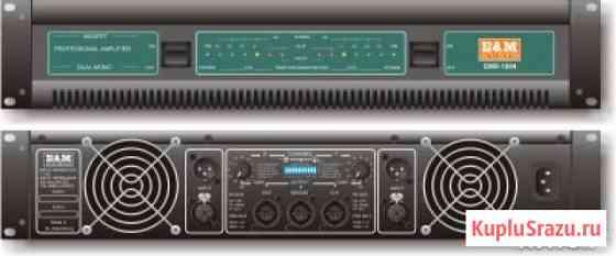 Усилитель EVM EMX-2004 2x1000 Вт бу Несколько раз Великие Луки