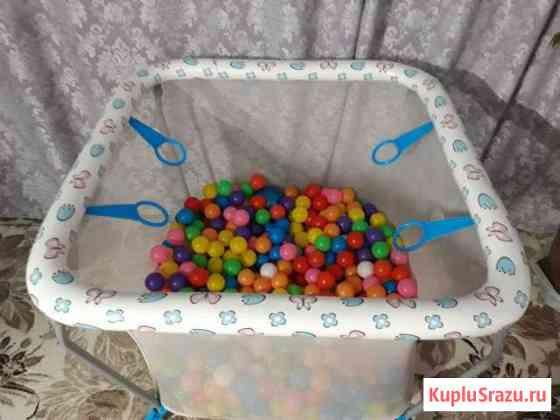 Шарики для сухого бассейна или манежа Курагино