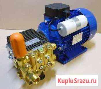 Аппарат высокого давления 220 вольт 160 бар Италия Ставрополь