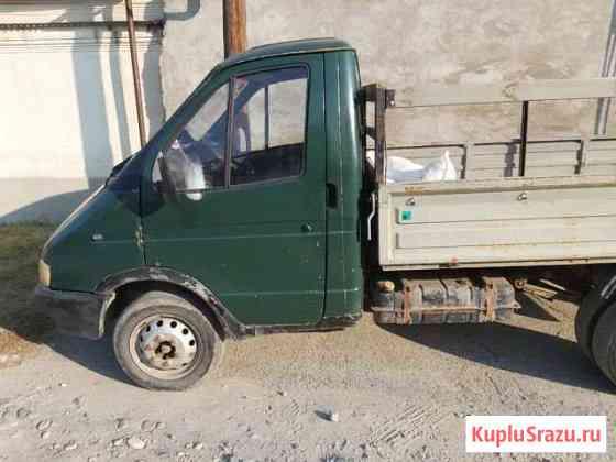 ГАЗ ГАЗель 3302 2.3МТ, 2000, пикап Баксан