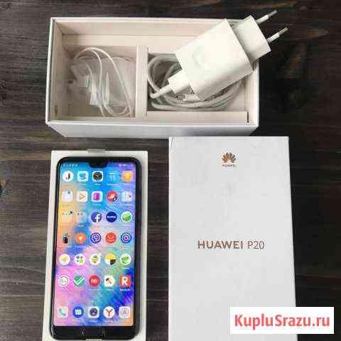 Продам смартфон huawei p20 черный 128 Гб 4 Гб Владимир