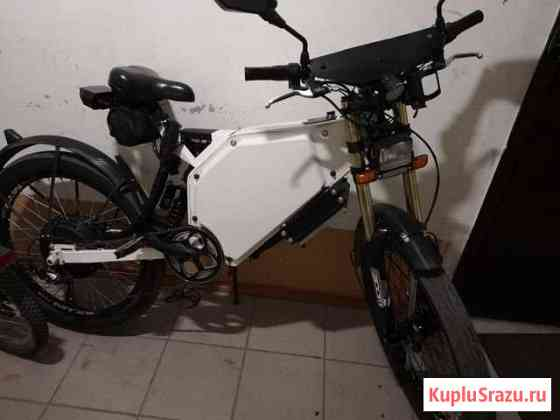 Электровелосипед Сургут